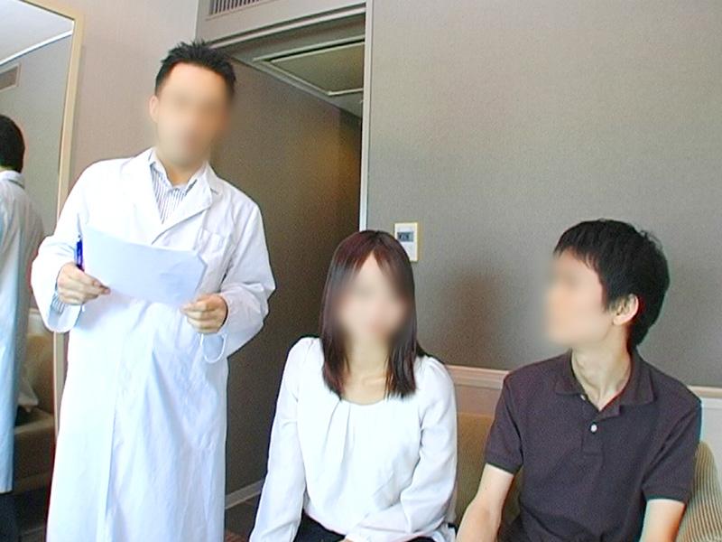 先生と女性、男性の3名が登場し、お仕事の流れを軽快なトークも交えながら楽しく説明。